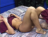 She Asian ass smother sitting